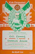 All Ireland Senior Hurling Championship Final,.Brochures,.02.09.1945, 09.02.1945, 2nd September 1945,.Tipperary 5-6, Kilkenny 3-6, .Minor Dublin v Tipperary, .Senior Tipperary v Kilkenny, .Croke Park, 0291945AISHCF,.