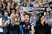 Melbourne Victory fans rejoice