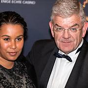 NLD/Utrecht/20170112 - Musical Awards Gala 2017, Burgemeester van Zanen en partner