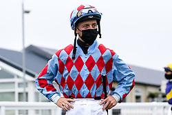 Jockey Ray Dawson - Mandatory by-line: Robbie Stephenson/JMP - 19/08/2020 - HORSE RACING - Bath Racecourse - Bath, England - Bath Races