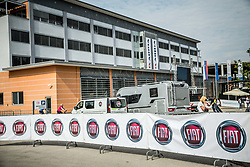 Avto Triglav after the 5th Time Trial Stage of 25th Tour de Slovenie 2018 cycling race between Trebnje and Novo mesto (25,5 km), on June 17, 2018 in  Slovenia. Photo by Vid Ponikvar / Sportida