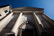 Triora, chiesa della ss. Assunta