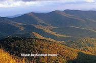 65845-00511 Mountains along Blue Ridge Parkway   NC