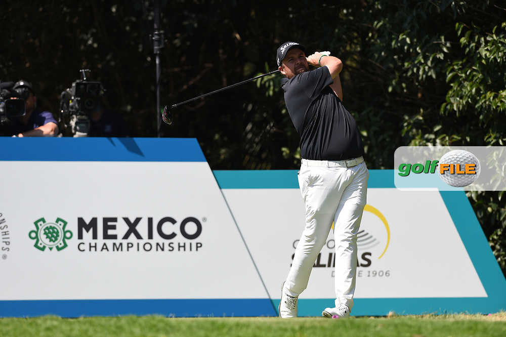 Shane Lowry (IRL) during Rd4 of the World Golf Championships, Mexico, Club De Golf Chapultepec, Mexico City, Mexico. 2/23/2020.<br /> Picture: Golffile | Ken Murray<br /> <br /> <br /> All photo usage must carry mandatory copyright credit (© Golffile | Ken Murray)
