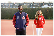 Product shoot for Team GB shop