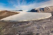Canada glacier, Lower Taylor Valley, Dry Valleys, Victoria Land