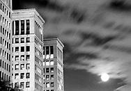 New Center Moon