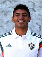 "Brazilian Football League Serie A / <br /> ( Fluminense Football Club ) - <br /> Edson Felipe da Cruz "" Edson """