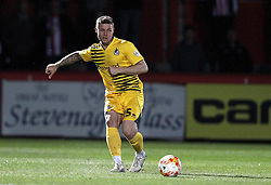 James Clarke of Bristol Rovers - Mandatory by-line: Robbie Stephenson/JMP - 19/04/2016 - FOOTBALL - Lamex Stadium - Stevenage, England - Stevenage v Bristol Rovers - Sky Bet League Two