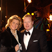 Miljonairfair 2004, Ronald koeman en vrouw Bartina Borderveld