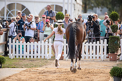 De Liedekerke-Meier Lara, BEL, Alpaga d'Arville<br /> European Championship Eventing<br /> Luhmuhlen 2019<br /> © Hippo Foto - Stefan Lafrentz