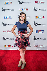 October 11, 2016 - Nashville, Tennessee, USA - Mallory Fundora at the 47th Annual GMA Dove Awards  in Nashville, TN at Allen Arena on the campus of Lipscomb University.  The GMA Dove Awards is an awards show produced by the Gospel Music Association. (Credit Image: © Jason Walle via ZUMA Wire)