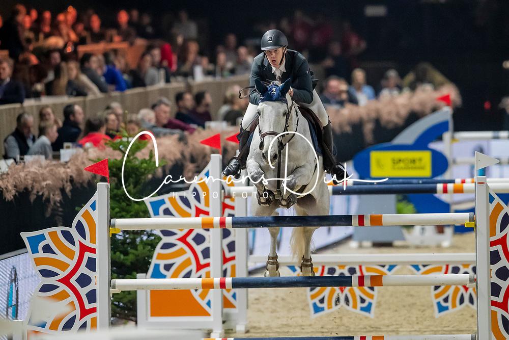 Lambotte Quentin, BEL, In The Mood<br /> Jumping Mechelen 2019<br /> © Hippo Foto - Dirk Caremans<br />  26/12/2019
