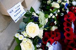 - Mandatory by-line: Dougie Allward/JMP - 11/11/2016 - FOOTBALL - Memorial Stadium - Bristol, England - Bristol Rovers Memorial Service