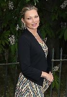 Kate Moss, The Serpentine Gallery Summer Party, Serpentine Gallery, London UK,  06 July 2016, Photo by Richard Goldschmidt