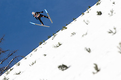 Halvor Egner Granerud (NOR) during the Qualification round of the Ski Flying Hill Individual Competition at Day 1 of FIS Ski Jumping World Cup Final 2019, on March 21, 2019 in Planica, Slovenia. Photo by Matic Ritonja / Sportida