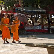 Luang Prabang & Vientiane