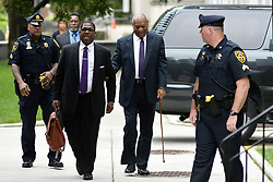 June 6, 2017 - Norristown, Pennsyvlania, United States - Actor Bill Cosby arrives for a second day the sexual assault trial against him, at Montgomery County Courthouse, in Norristown, Pennsylvania, on June 5, 2017. (Credit Image: © Bastiaan Slabbers/NurPhoto via ZUMA Press)