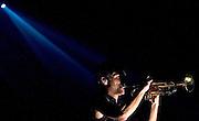 Belo Horizonte_MG, Brasil...Show de lancamento do CD Falcatrua e o Pau de Arara Espacial em Belo Horizonte...The Falcatrura show of the CD Falcatrua e o Pau de Arara Espacial in Belo Horizonte...Foto: BRUNO MAGALHAES / NITRO