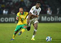 Oupa Mathews Manyisa (AFS) vs Lamine Gassama (SEN)