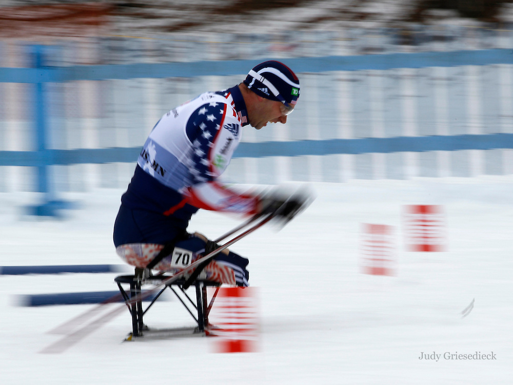 IPC Paralympic World Cup at Wirth Park