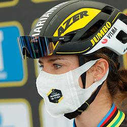 04-04-2021: Wielrennen: Ronde van Vlaanderen (Vrouwen): Oudenaarde  <br />Marianne Vos