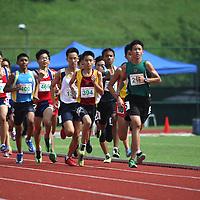 C Division Boys 800m