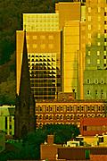 Skyline, Reading, PA including Christ Episcopal Church spire;