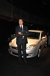 MR EDUARDO TEODORANI-FABBRI nephew of the late Fiat chief Giovanni Agnelli at a party to celebrate the launch of the new Fiat Bravo held at The Roundhouse Theatre, Chalk Farm Road, London on 13th June 2007.<br /><br />NON EXCLUSIVE - WORLD RIGHTS