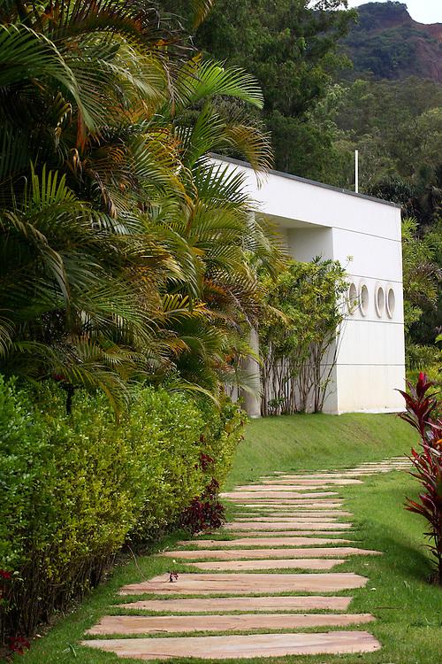 Brumadinho_MG, Brasil...Centro de Arte Contemporanea Inhotim (CACI) em Brumadinho...The Centro de Arte Contemporanea Inhotim (CACI) in Brumadinho...FOTO: BRUNO MAGALHAES / NITRO..