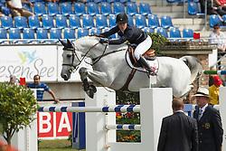 Gulliksen Victoria, (NOR), Bokai<br /> Team and 1th individual qualifier <br /> FEI European Championships - Aachen 2015<br /> © Hippo Foto - Dirk Caremans<br /> 19/08/15