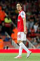 Football - Carling Cup Round Three - Arsenal vs. Shrewsbury Town <br /> <br /> Arsenal's Yossi Benayoun at The Emirates Stadium