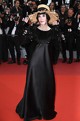 Isabelle Adjani attending the La Belle Epoque Premiere, during the 72nd Cannes Film Festival. Photo credit should read: Doug Peters/EMPICS