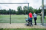 Foto: Gerrit de Heus. Driehuis. 14-07-2015. Elftal VVCS.