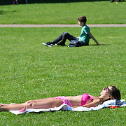 UK Weather - Hottest week in June 2019 at the Royal Park