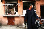 Marrakesh, Morocco. October 11th 2008.....