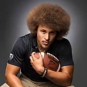 LOS ANGELES, CA - JULY 26: Colorado Buffaloes running back Phillip Lindsay during the PAC-12 Football Media Day on July 26, 2017 at Hollywood & Highland in Los Angeles, Calif. (Photo by Ric Tapia/Icon Sportswire)