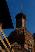 Curitiba_PR, Brasil...Igreja Ucraniana da cidade no Parque Tingui em Curitiba, Parana...Ukrainian church in Tingui Park in Curitiba, Parana...Foto: BRUNO MAGALHAES / NITRO