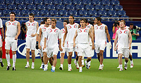 Photo: Chris Ratcliffe.<br />England Training Session. FIFA World Cup 2006. 30/06/2006.<br />England team in training.