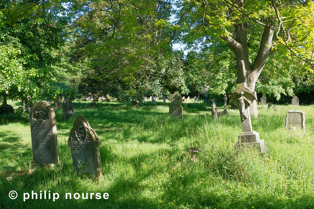 Margravine Cemetery, Barons Court