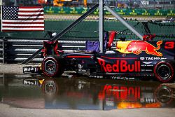 October 22, 2017 - Austin, United States of America - Motorsports: FIA Formula One World Championship 2017, Grand Prix of United States, ..#3 Daniel Ricciardo (AUS, Red Bull Racing) (Credit Image: © Hoch Zwei via ZUMA Wire)