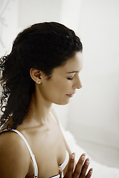 May 30, 2007 - Woman doing yoga.. Model Released (MR) (Credit Image: © Cultura/ZUMAPRESS.com)