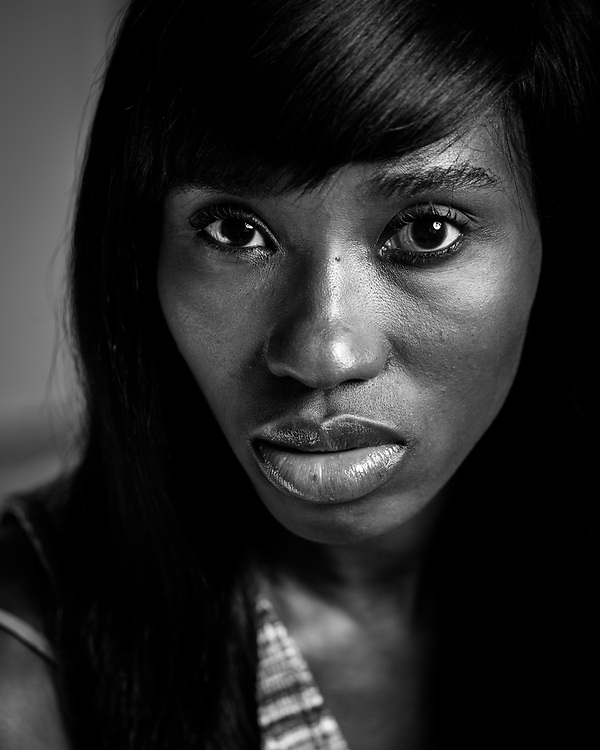 Brigitte Akosouwavie Sossou-Perenyi is a survivor of the Trokosi system. She is a professional model, a producer and activist.