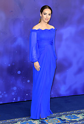 Katie Piper attending the Aladdin European Premiere held at the ODEON Luxe Leicester Square, London