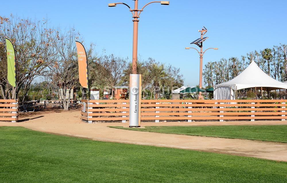 Farm and Food Lab at Orange County Great Park Irvine