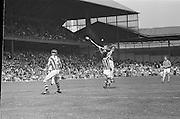 All Ireland Minor Hurling Final.Kilkenny v Galway.Croke Park, Dublin.03.09.1972.3rd September 1972.