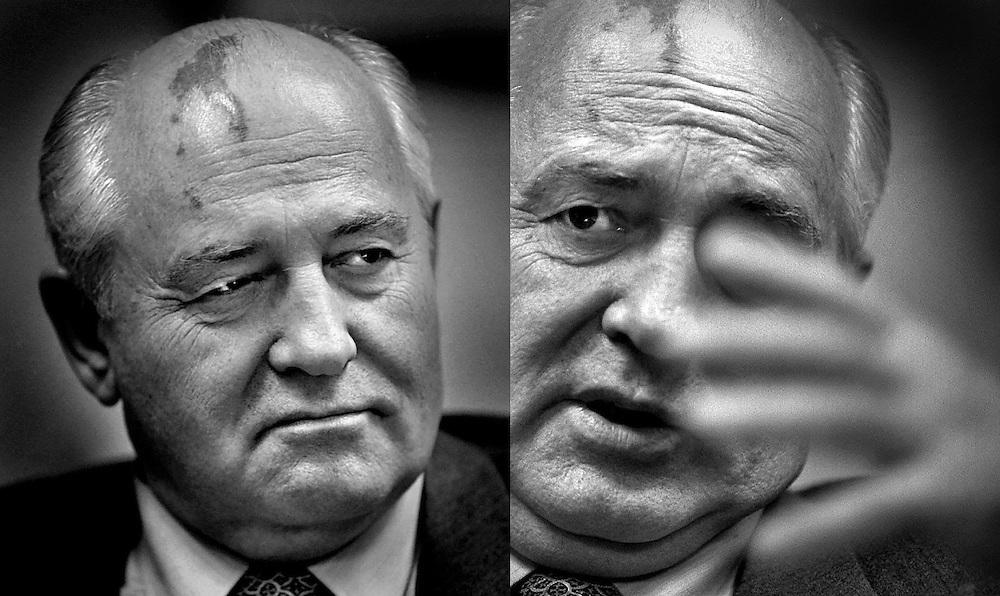 Mikhail Gorbachev, 8th Soviet Union leader