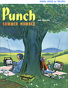 Punch Summer Number (Front cover 3 June 1964)