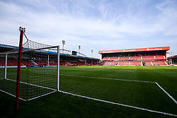A general view of The Banks's Stadium home to Walsall - Mandatory by-line: Robbie Stephenson/JMP - 07/11/2020 - FOOTBALL - Banks's Stadium - Walsall, England - Walsall v Bristol Rovers - Emirates FA Cup First Round