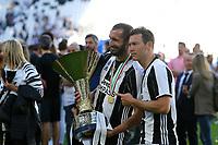 Chiellini<br /> <br /> Torino 21-05-2017 Juventus Stadium Football Calcio Serie A 2016/2017 Juventus - Crotone .<br /> Foto Insidefoto